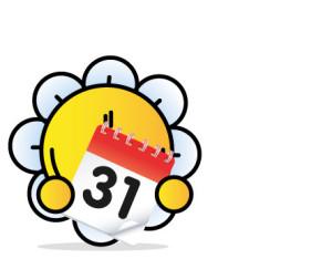 calendario be happy project